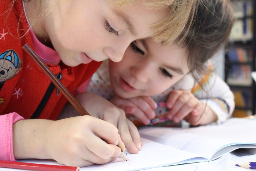 finding child care as a student